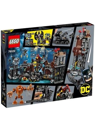 Lego LEGO Super Heroes Batcave Clayfacein İşgali Renkli
